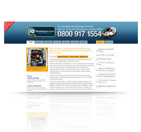 website for I Q Plumbers